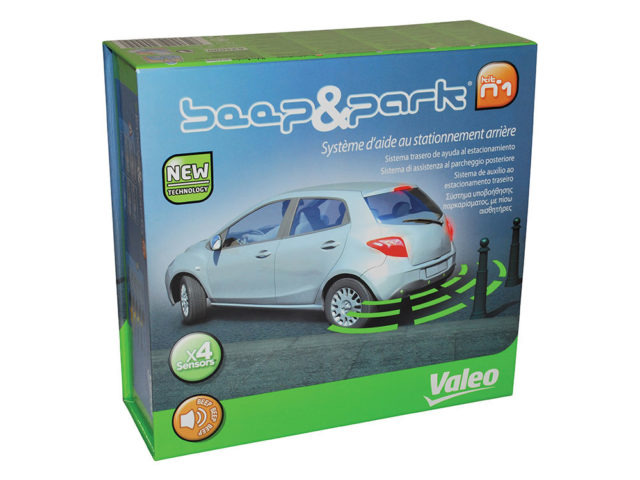 Valeo Beep & Park Kit Rear Parking Assistance System Kit