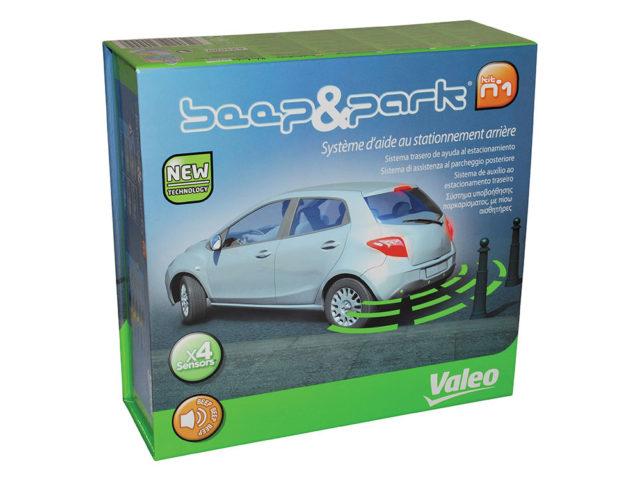Valeo Beep & Park Kit Rear Parking Assistance System Kit