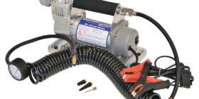 Portable air compressor (SINGLE PUMP)
