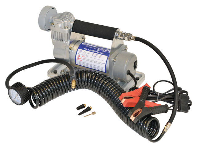 Portable air compressor (SINGLE PUMP)