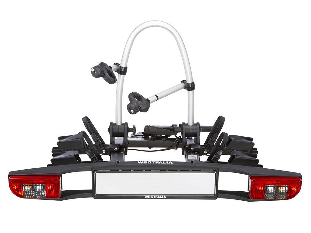 Westfalia towbar mounted cycle carrier