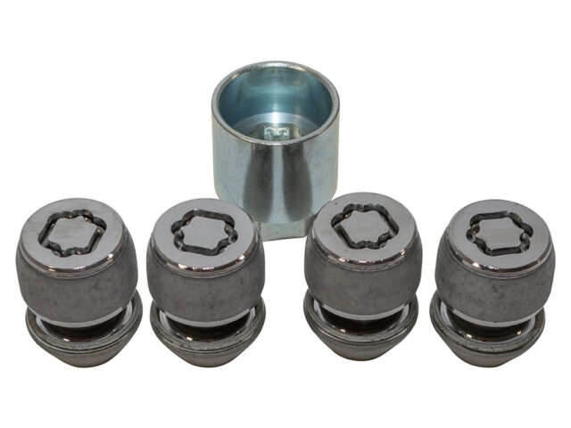 RANGE ROVER EVOQUE / VELAR LOCKING WHEEL NUTS