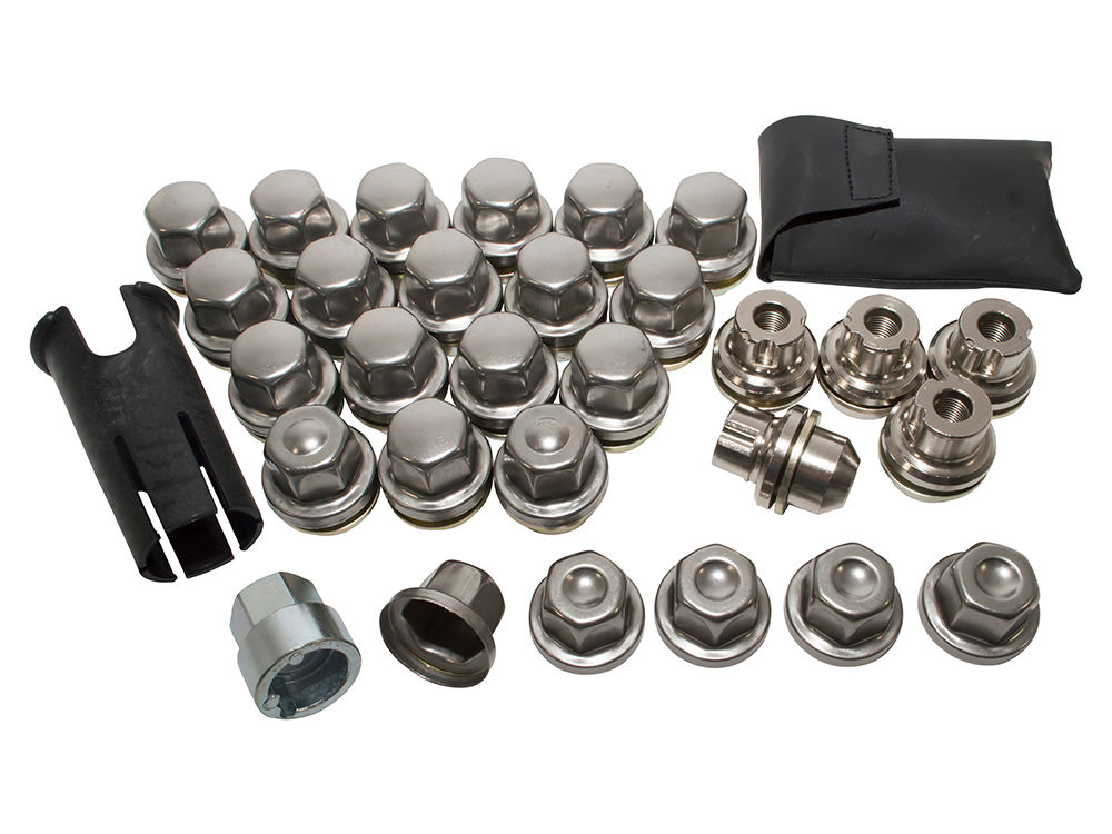 DISCOVERY 2 ALLOY WHEEL NUT SETS