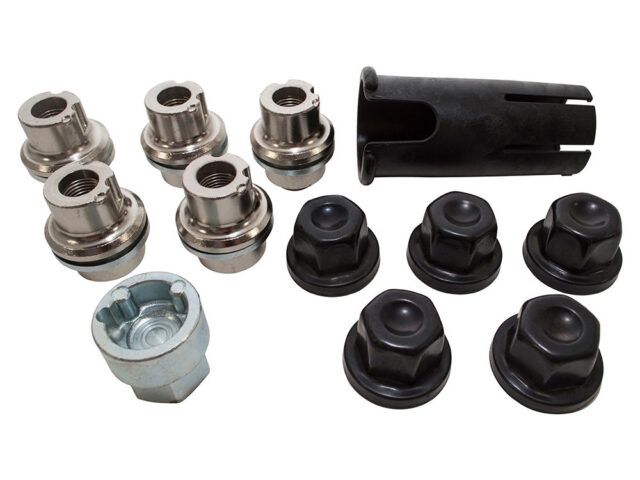 LOCKING WHEEL NUT KITS DEFENDER / DISCOVERY 1 AND RANGE ROVER CLASSIC
