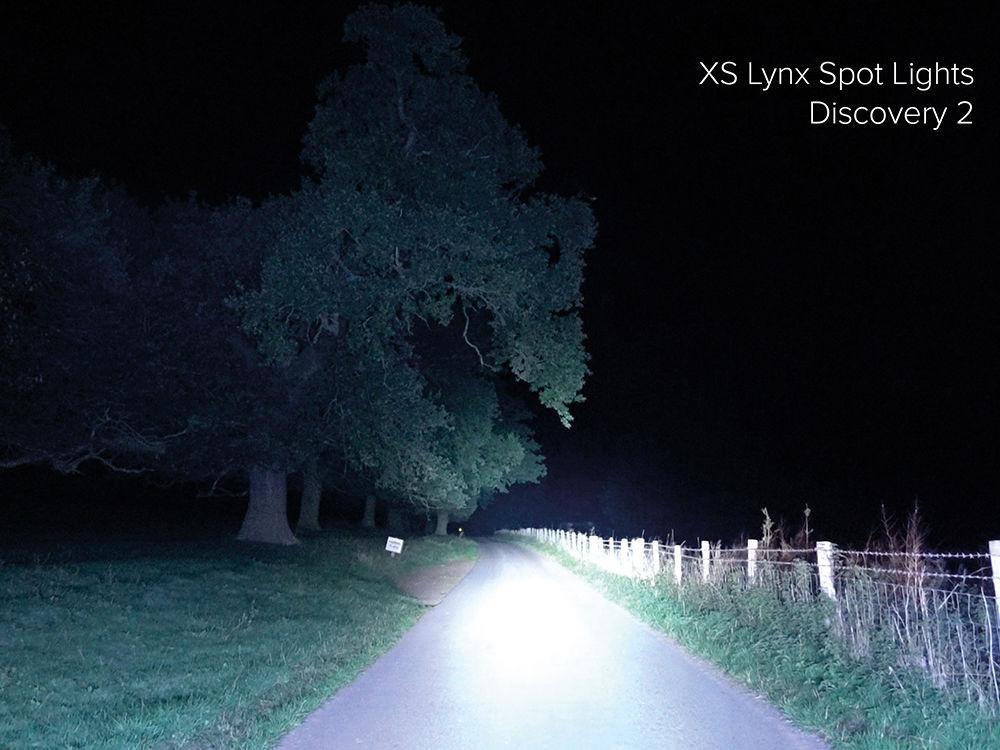 XS Lynx Auxiliary spot Light DA6633