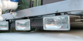 Spoiler lamps classic - 55 watt - PRC8238