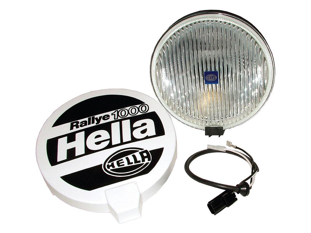 Hella Rallye 1000 - fog lights (SINGLE) STC7643