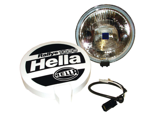 LAMP FRONT RALLY 1000 (SINGLE) - HELLA -STC7644