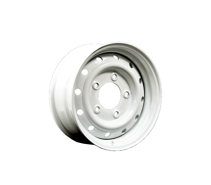 WHITE WOLF RIMS WITH INSATURBO MUD TERRAIN TYRES - SET OF FOUR