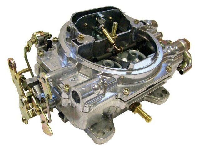 ROVER V8 CARBURETOR 4-BARREL CONVERSION KIT INCLUDING MANIFOLD