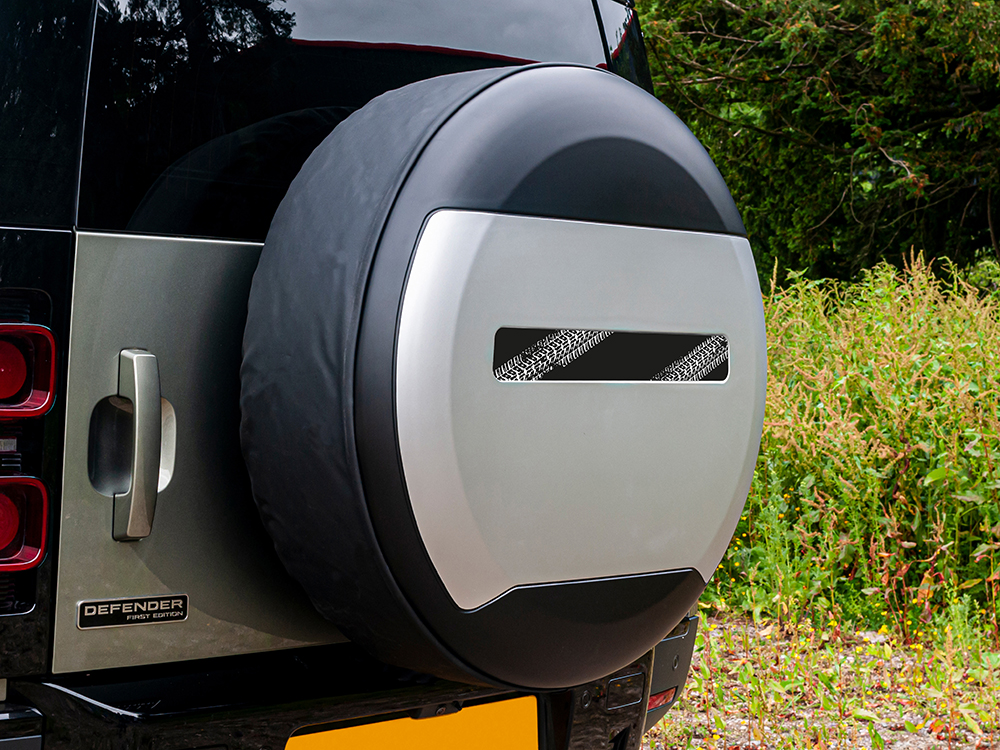 DEFENDER 2020 SPARE WHEEL COVER